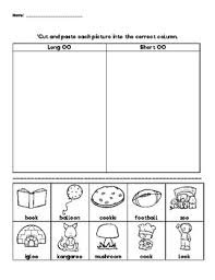 These free phonics worksheets may be used independently and without any obligation to make a purchase, though they work well with the excellent phonics dvd and phonics audio cd programs developed by rock 'n learn. Long And Short Oo By Laugh Love Teach Teachers Pay Teachers