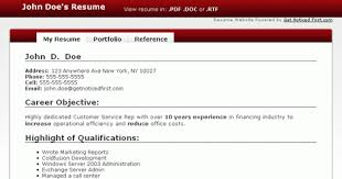 Create Your Resume Online For Free! Free Resume Builder, Maker for Create A  Free