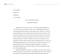 narrative essay using first person narrative essay examples yourdictionary