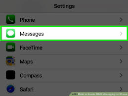 The Best Way to Enable MMS Messaging for iPhone wikiHow