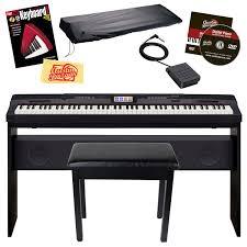 Casio CGP 700 pact Grand Digital Piano Black w Furniture