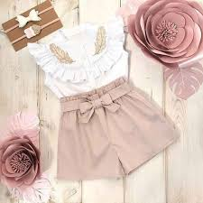 <b>Emmababy 2020</b> Cute Toddler Kid Baby <b>Girl</b> Sets For Summer ...