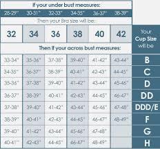 Underwear Measurement Chart Girl Underwear Size Chart Donna