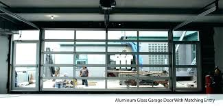 glass overhead doors how much does a glass garage door cost and large size of glass overhead doors