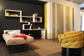 Yellow Interior Paint Colors With Dark Wall Color Schemes For Cool