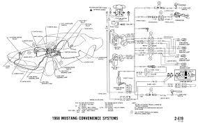 1973 ford brake light wiring diagram 1973 Ford Mustang Wiring Diagram 65 Mustang Rally Pack Wiring