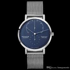 nomos famous brand mens watches all stainless steel ladies description