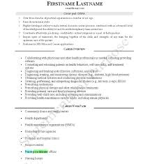 Crna Resume Gorgeous Crna Cv Examples Kenicandlecomfortzone