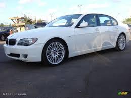 BMW 3 Series white 750 bmw : Alpine White 2008 BMW 7 Series 750Li Sedan Exterior Photo ...