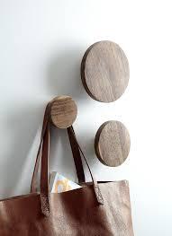 Wall Mounted Coat Rack With Storage wooden hooks wall wiredmonkme 96