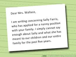 Recommendation Letter For Colleague Sample Recommendation Letter For A Colleague Going For