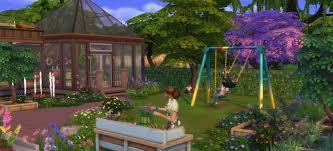 the sims 4 seasons gardening career