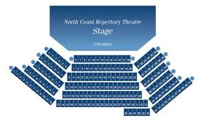 Stages Repertory Theatre Seating Chart Seating Chart Picture Of North Coast Repertory Theatre
