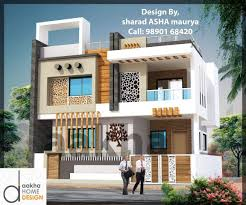 Elevation Design Photos Residential Houses Karnal Elevation Bungalow House Design House Front Design