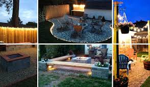 Diy Outdoor Lighting Ideas Backyard And Patio Lighting Projects Diy