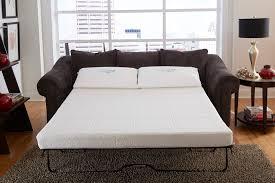 best choice of gel memory foam sofabed sleeper mattress nature s sleep in sofa