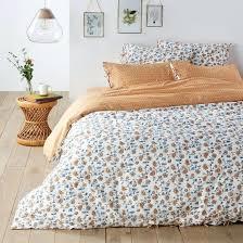 flower washed cotton duvet cover fl print la indian india prod cotton luxury bedding sets