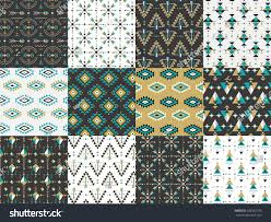 Bohemian Patterns Simple Design Inspiration