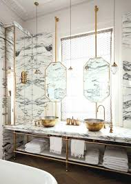 Photo Gallery of Mosaic Bathroom Decorative Wall Mirrors Viewing 10