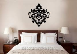 bedroom bedroom wall stickers decorating ideas mirror decor childrens room master decals gallery and home on damask sticker wall art with bedroom bedroom wall stickers decorating ideas mirror decor