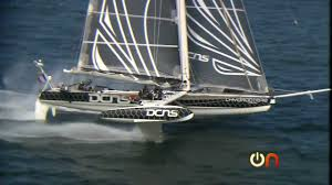 Fastest Sailboat Hull Design Always On Flying On The Worlds Fastest Sailboat