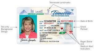 Dmv List Real Motorhome rmv Tennessee States Compliant Of Id