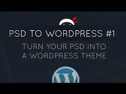The Net Ninja - Psd To Wordpress Tutorial