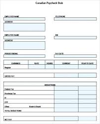 Pay Stub Samples Templates Free Paycheck Stub Template Pay Form Templates Buildbreaklearn Co