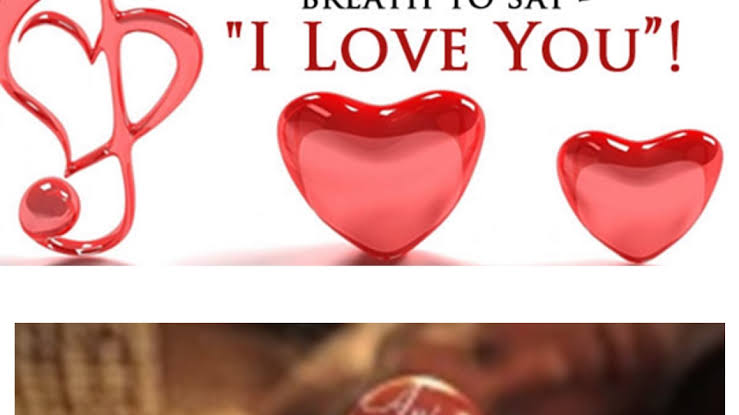i love you message for him
