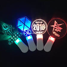 Promotional Led Lights Customized Acrylic Led Light Stick For Events Concert Sports Hot Sale Promotional Led Glow Concert Stick Buy Customized Acrylic Led Light Stick Led