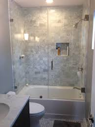 Innovative Design For Small Bathroom With Tub On House Decorating Small Bathroom Designs With Shower And Tub