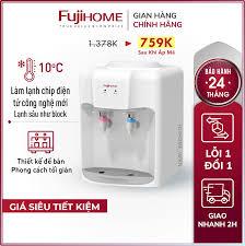 nhập mã exclusive giảm thêm 10%] cây nước nóng lạnh để bàn mini fujie  wd1080e - Sắp xếp theo liên quan sản phẩm