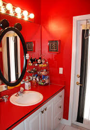 mickey and minnie mouse bathroom rug