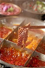 九宫格火锅,中国菜系,食品餐饮,摄影,汇图网www.huitu.com