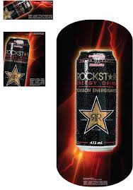 Rockstar Energy Drink Vending Machine Inspiration CocaCola Energy Drink Vend Strips On Behance