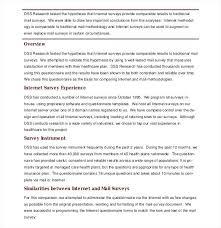 presentation survey examples survey invitation email sample customer survey questions template