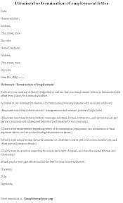 How To Write A Termination Letter To An Employer Vendor Termination Letter Contract Termination Letter Vendor 49