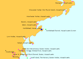 Marblehead Massachusetts Tide Chart