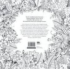 Bolcom De Magie Van De Jungle Johanna Basford 9789043919500