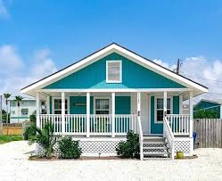 Beach House Paint Colors Exterior Best Home The Sea