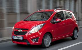 2010 / 2012 Chevrolet Spark – Review – Car and Driver