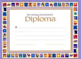 Plantillas Diplomas Deportivos Para Imprimir Dibujos Y