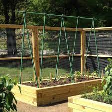 ecostake 3 ft sy steel garden