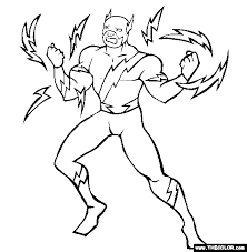 Small Picture Coloring Pages Super Heroes FunyColoring
