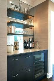 wall bar shelves best house ideas on in home glass intended for idea 7 kitchen designs