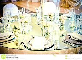 wedding table mirrors round centerpieces mirror centerpiece vintage for plan