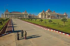 Image result for myanmar capital city