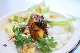 fried batang fish macl in turmeric powder