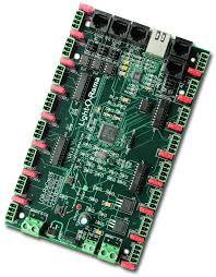 smart pixel controller 16 spi ports light o rama lor pixcon 16
