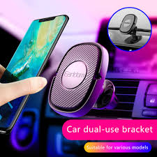 360° <b>Universal Gravity Car</b> Holder Air Vent Dashboard Mount Stand ...